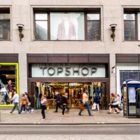 Topshop Flagship Store, London